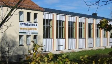 Turnhalle TSV Weischlitz